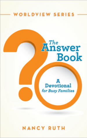 Answer Book cover