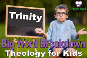 big word trinity