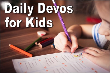 Daily Devos for Kids