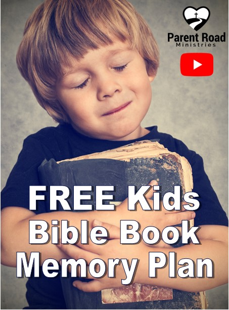 Kids Bible Book Memory Plan
