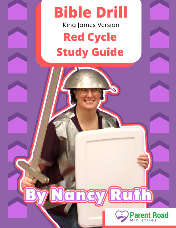KJV Bible Drill Red Cycle Study Guide