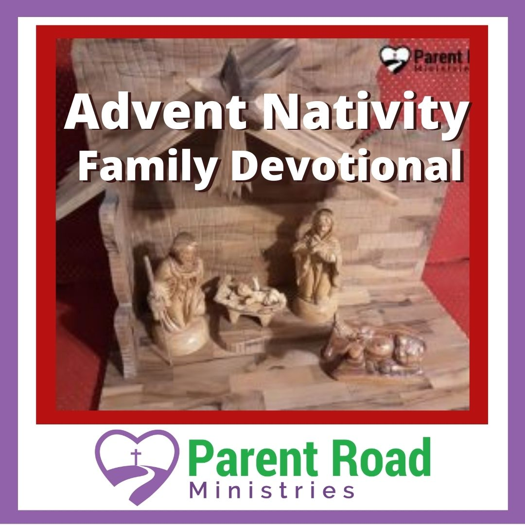 Advent Nativity Family Devotional